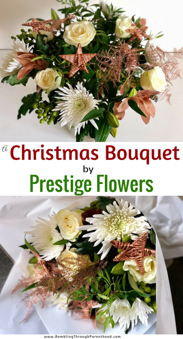 Prestige Flowers offer a range of beautiful traditional and contemporary festive flowers, perfect for Christmas and the New Year. Why not treat yourself or a loved one to a gorgeous bouquet this season?