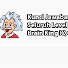 Kunci Jawaban Brain King IQ Crush Level 1 - 150