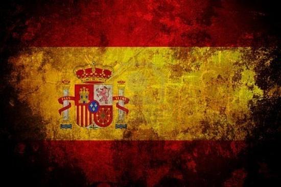Bandera de España....
