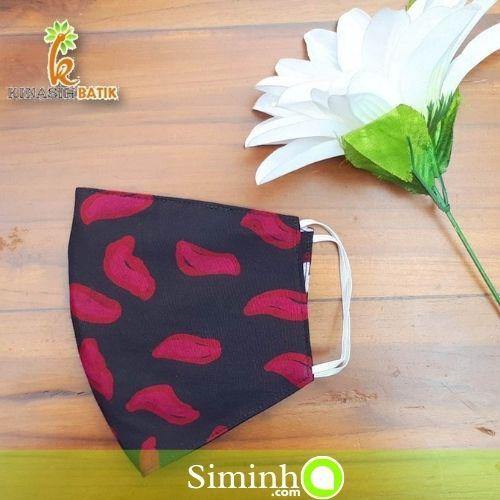 Masker Batik Motif 12 - Kinasih Batik
