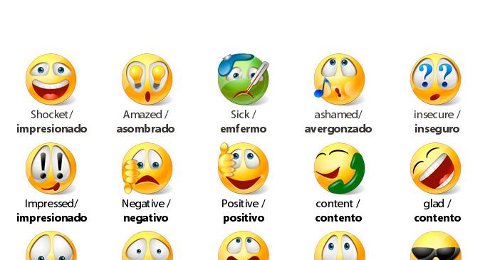 My Teacher: Moods- Estados De Animo
