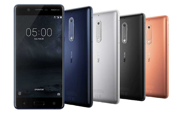 Nokia 3, Nokia 5, Nokia 6 and Nokia 3310 and official accesories launched at MWC: Price, availability, specifications, features