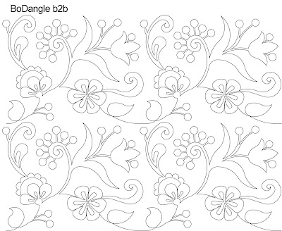 Bodangle designed by Anne Bright