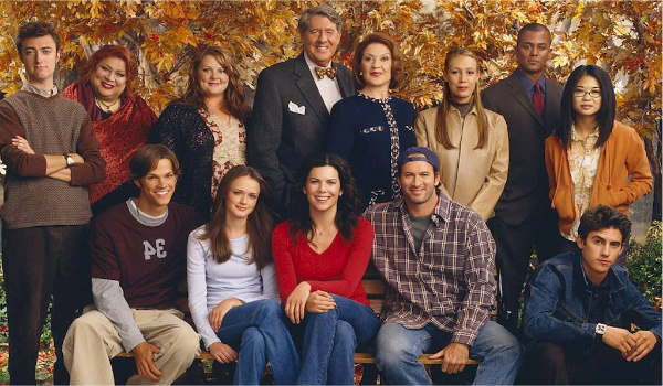 Elenco de Gilmore Girls