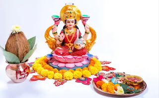 Book Purohit for Diwali Lakshmi puja