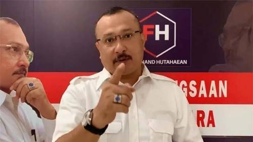 Yahya Waloni Ditangkap, Ini Komentar Ferdinand Hutahaean