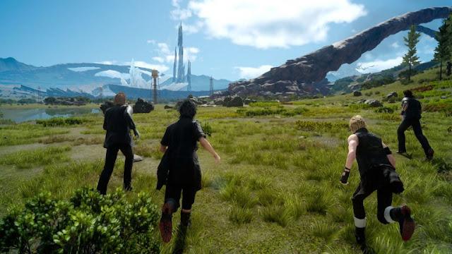 تحديث جديد قادم للعبة Final Fantasy XV على جهاز PS4 Pro لطرح 60 إطار بالثانية