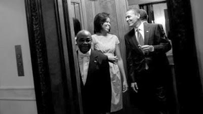 Muere de coronavirus el mayordomo de 11 presidentes de Estados Unidos