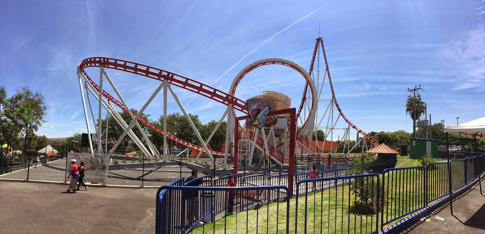 Anton Schwarzkopf Steel Looping roller coaster   Frontier Forums