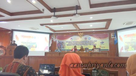 Semnas Pendidikan Era 4.0 & Capacity Building Instruktur VCT Jateng dan DIY