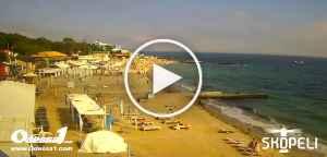 Ланжерон пляж