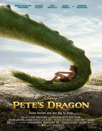 Pete's Dragon 2016 English 700MB HDTS x264