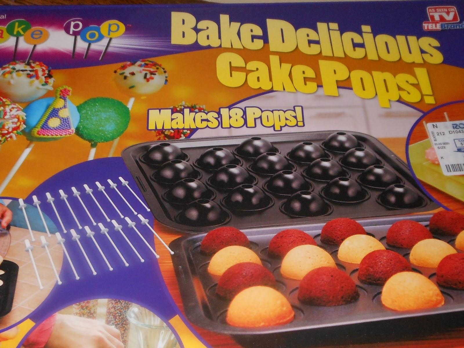 Lenibvs Cookies And Cupcakes Cake Pop Pan