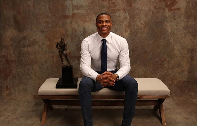 Russ West MVP d'une saison historique