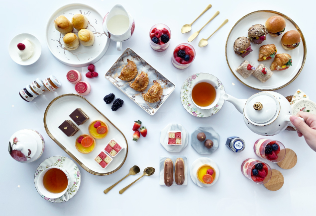Hilton Kuala Lumpur Introduces 'Enchanting Tête-à-tête' Exclusive Afternoon Tea Delights By Executive Pastry Chef Akram Ali