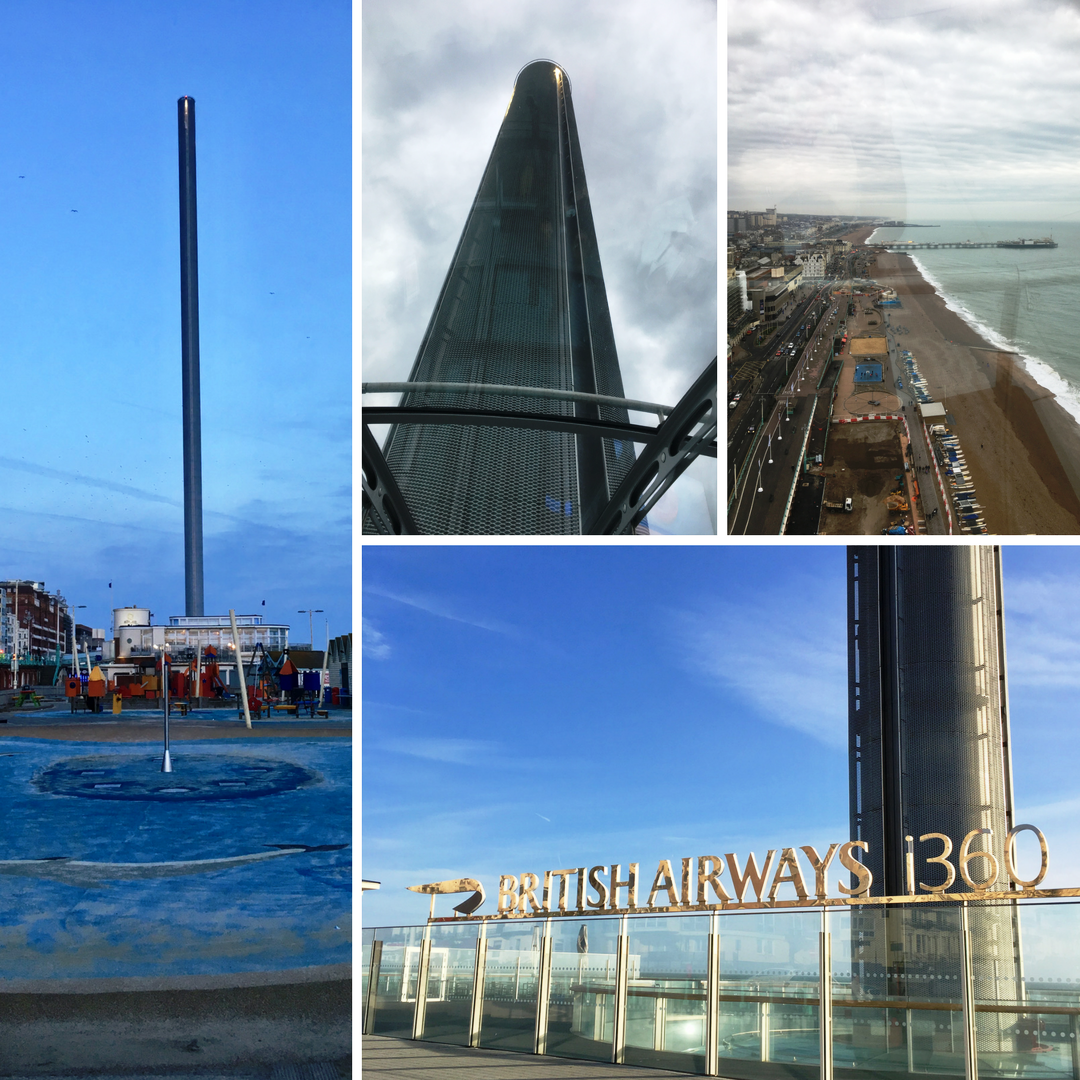 My Boys Club: A few hours in Brighton - What to See and Do