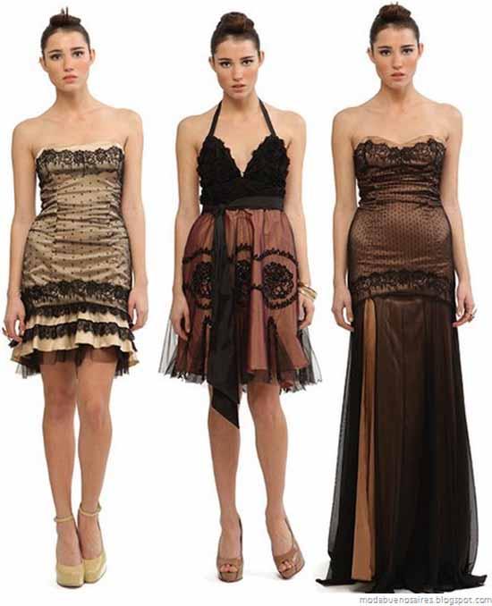 dcaedf0d7 Natalia Antolin 2012 vestidos de fiesta verano ~ Moda y belleza para 2013