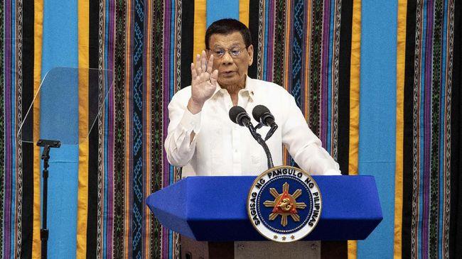 Incar Jabatan Wapres, Duterte Dituduh 'Siasati' Larangan Jadi Presiden 2 Periode