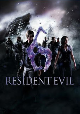 Capa do Resident Evil 6