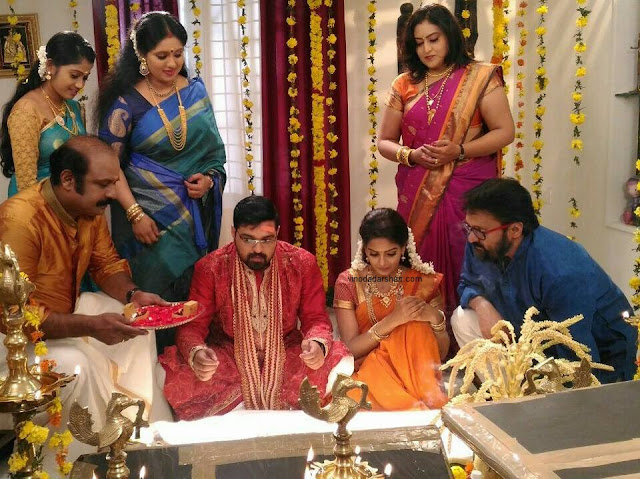Neelakuyil serial actors and actresses