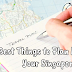 4 Best Things to Plan Before Your Singapore Long Weekend Trip.