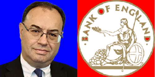 خطاب أندرو بيلي محافظ بنك إنجلترا هل يعطى حركه صعودية ام هبوطية للباوند