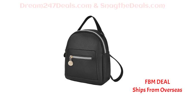 80%  off Mini Cute Casual Backpack