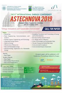 seminar internasional energi