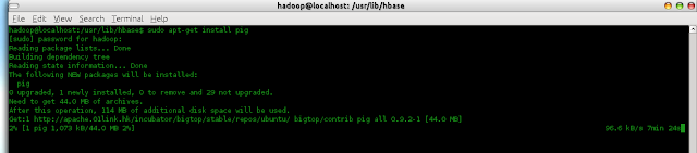 An Introduction to Apache Bigtop / Installing Hive, HBase