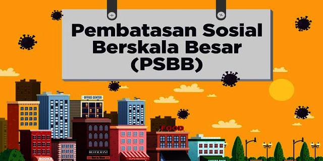 PSBB. Obat, Madu, dan Racun di Tangan Jokowi