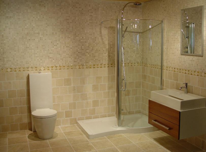 motif keramik dinding kamar mandi minimalis agar terlihat luas, Tips jitu memilih motif atau model keramik dinding kamar mandi modern