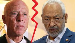 في حوار مع ''الجزيرة'' اليوم ، الغنوشي : لا يحق لرئيس الجمهورية رفض وزراء تحصلوا على مصادقة البرلمان وفق الدستور