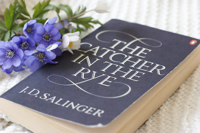 Rezension The Catcher in the Rye von J.D. Salinger (Penguin) www.nanawhatelse.at