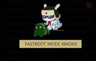 Cara Menggunakan Fastboot Xiaomi