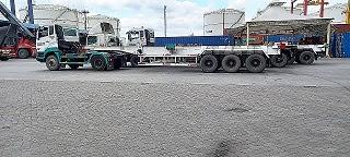 Jasa Sewa Truk Kontainer Tanjung Priok
