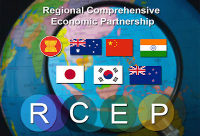 9th RCEP Intersessional Ministerial Meeting held in Thailand