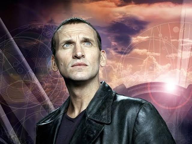 ( Christopher Eccleston interpretou Doctor Who durante a primeira temporada do renascimento da série da BBC em 2005 )