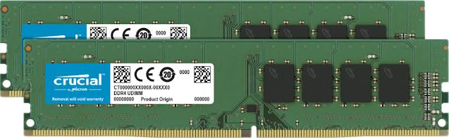 デスクトップ向け DDR4-SDRAM(UDIMM)