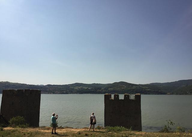 Cetatea Tricule, Svinita