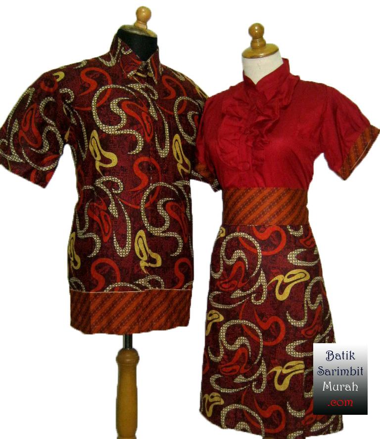 Contoh Gambar Baju Batik Modern: Gambar Model Batik Sarimbit Terbaru 2013
