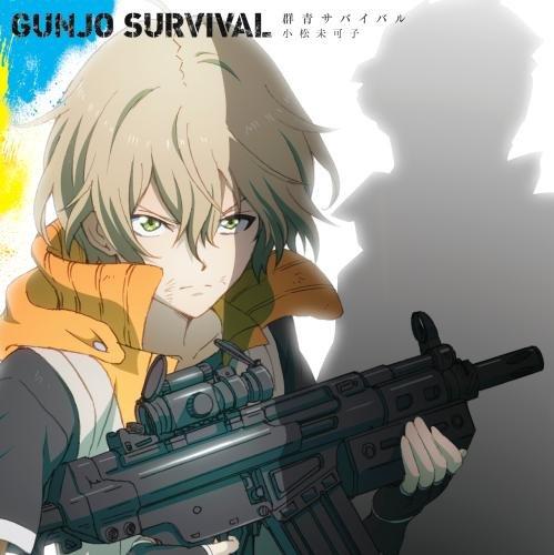 Anime Batch Charlotte: [Ao Haru X Kikanjuu] Gunjo Survival