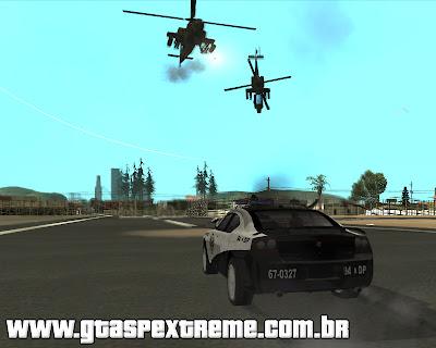 Caçador Hunter para GTA San Andreas
