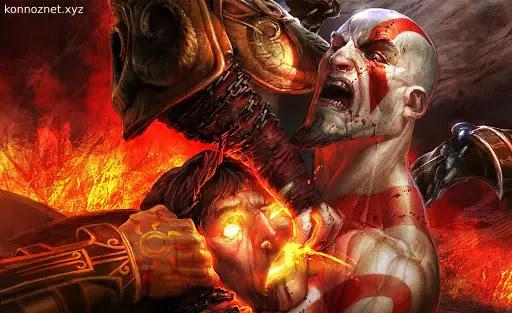 تحميل لعبة God of War للكمبيوتر مجانا