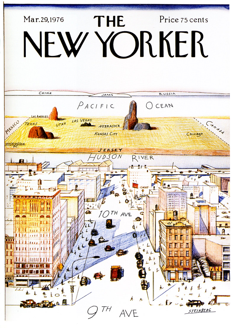 14b61afc4 Bado's blog: 20 Iconic New Yorker Covers