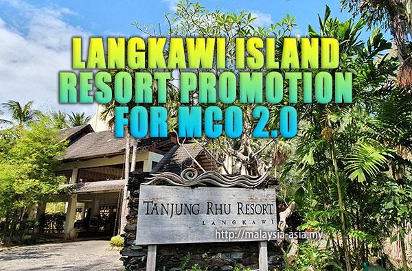 MCO 2.0 Langkawi Resort Hotel Promo