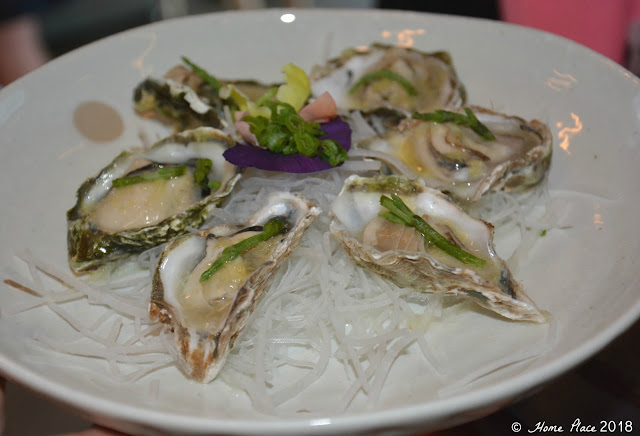 OKO Restaurant - Kushii Oyster