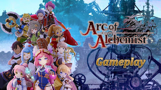 Arc of Alchemist (Switch): confira o novo trailer de gameplay