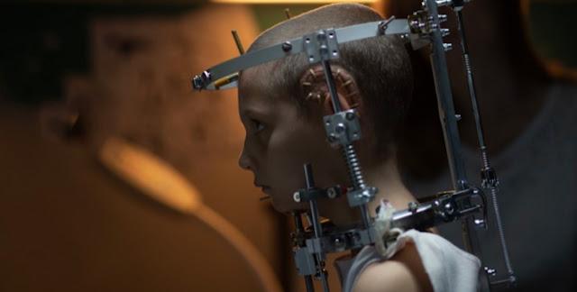 Primera imagen de TITANE, nueva película de la directora de CRUDO Julia Ducournau
