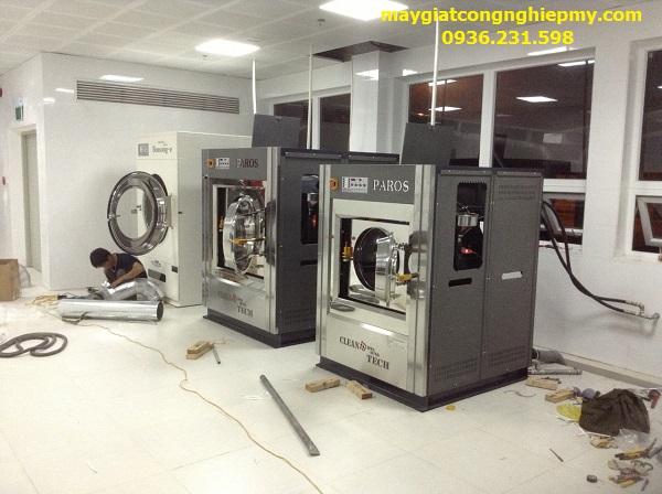 Đơn vị nào sửa chữa, bảo trì, bảo dưỡng máy giặt sấy là công nghiệp uy tín?