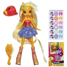 My Little Pony Equestria Girls Original Series Single Applejack Doll
